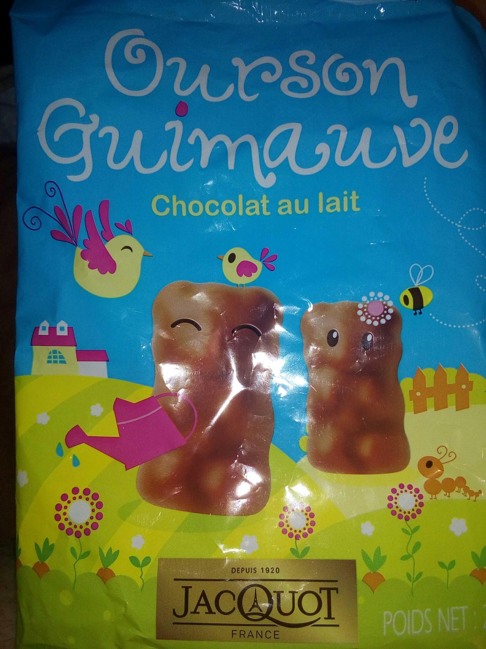Ourson guimauve - Product