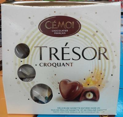 Trésor croquant - Produit - fr