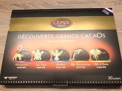 Decouverte grands cacaos - Produit - fr