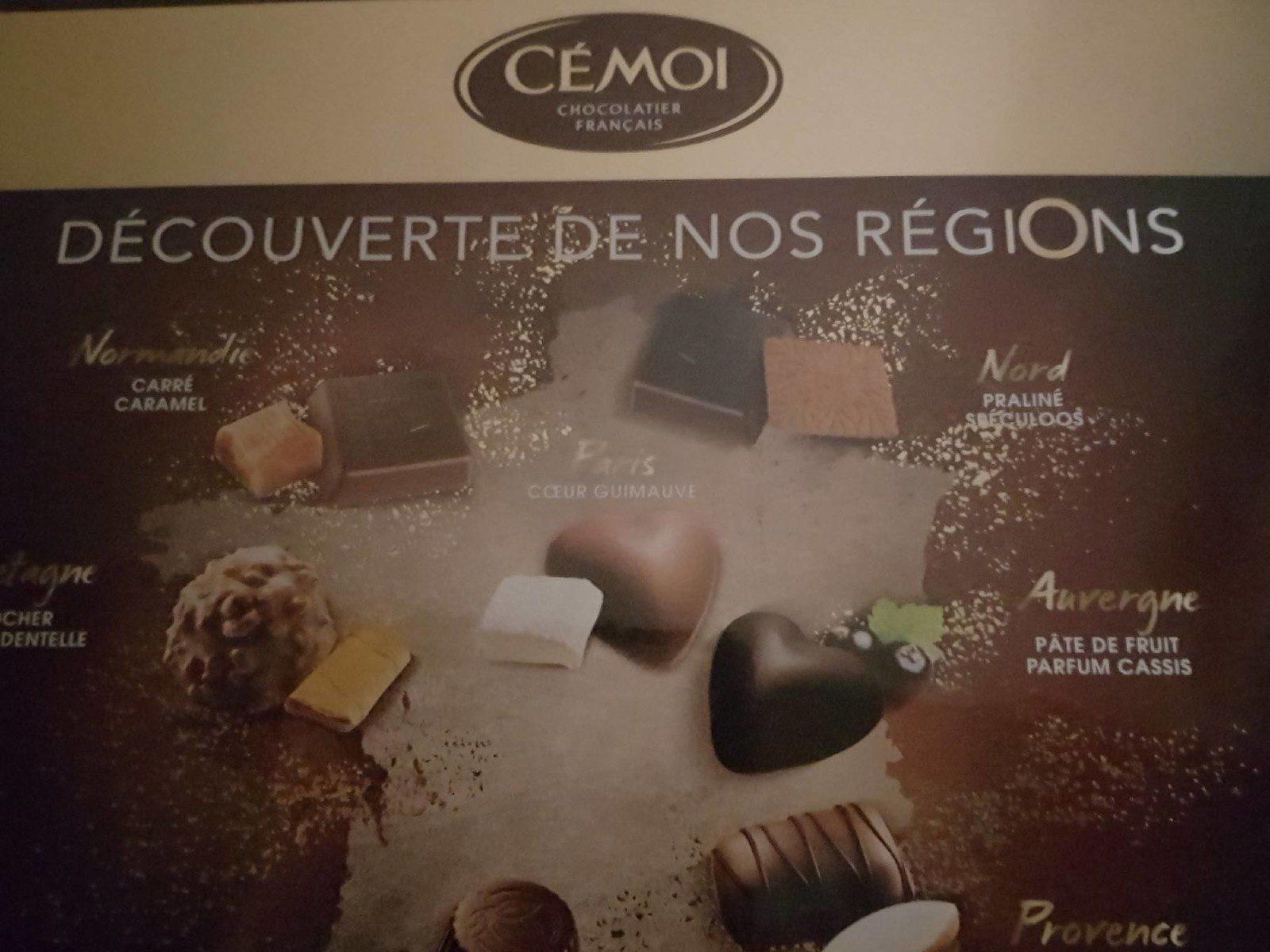 Cemoi decouverte de nos regions - Produit - fr