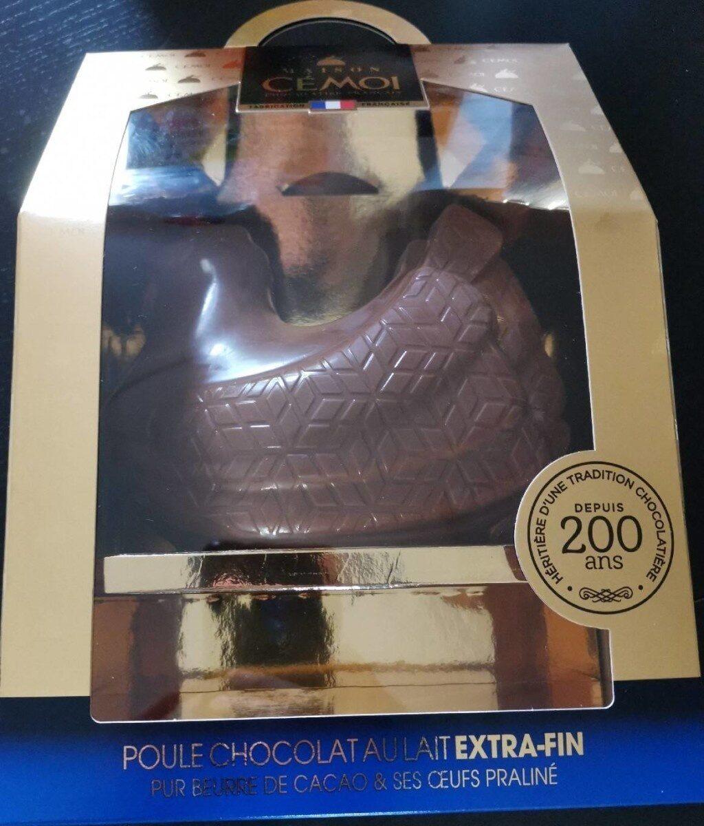 Poule chocolat - Prodotto - fr