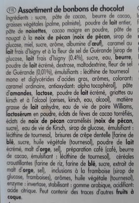 Cheverny - Ingrédients - fr