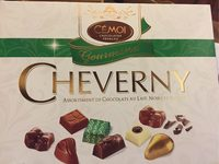 Cheverny - Nutrition facts