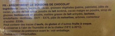 Jacquot Boite Decor - Ingrédients - fr