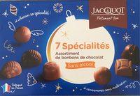 Chocolats 7 Spécialités - Product