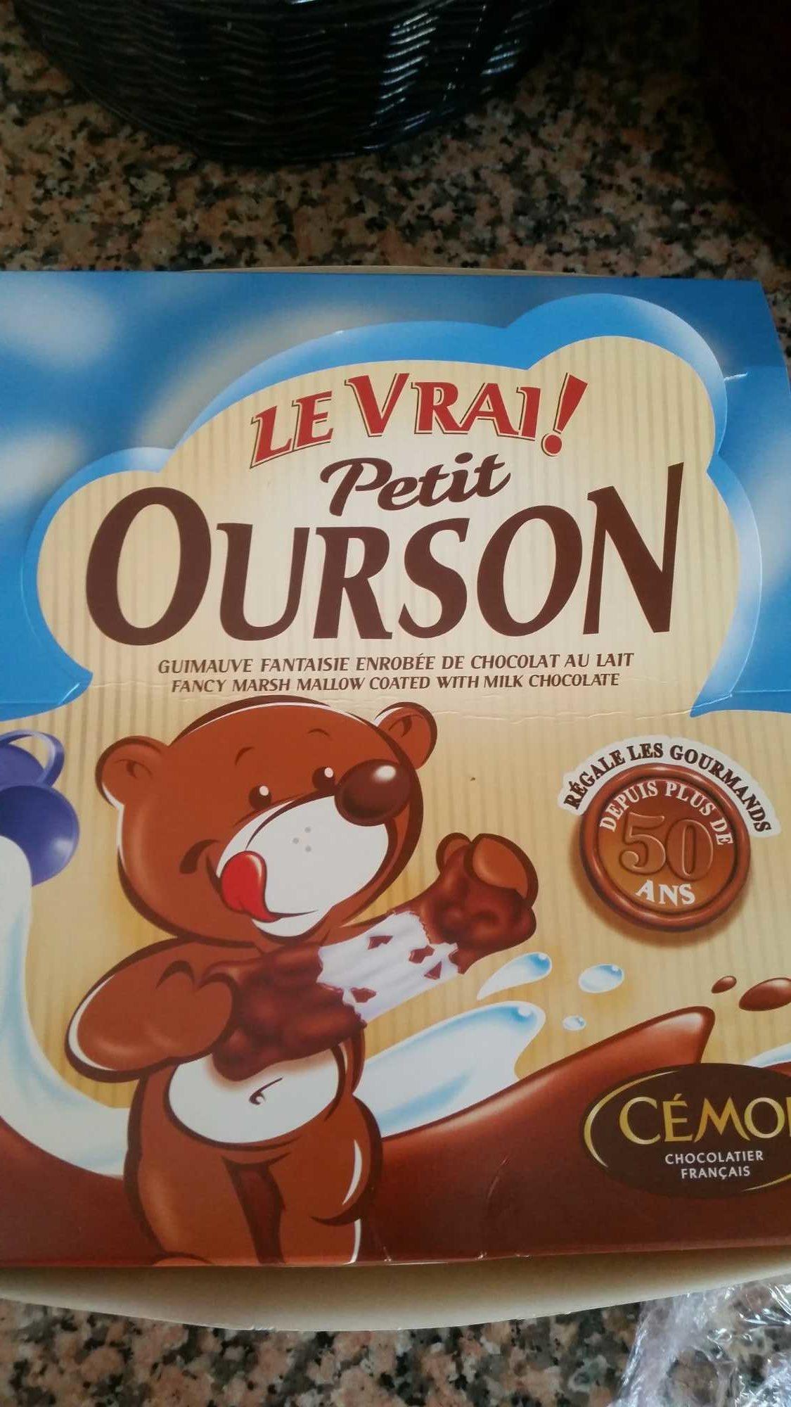 Le vrai! Petit ourson - Prodotto - fr