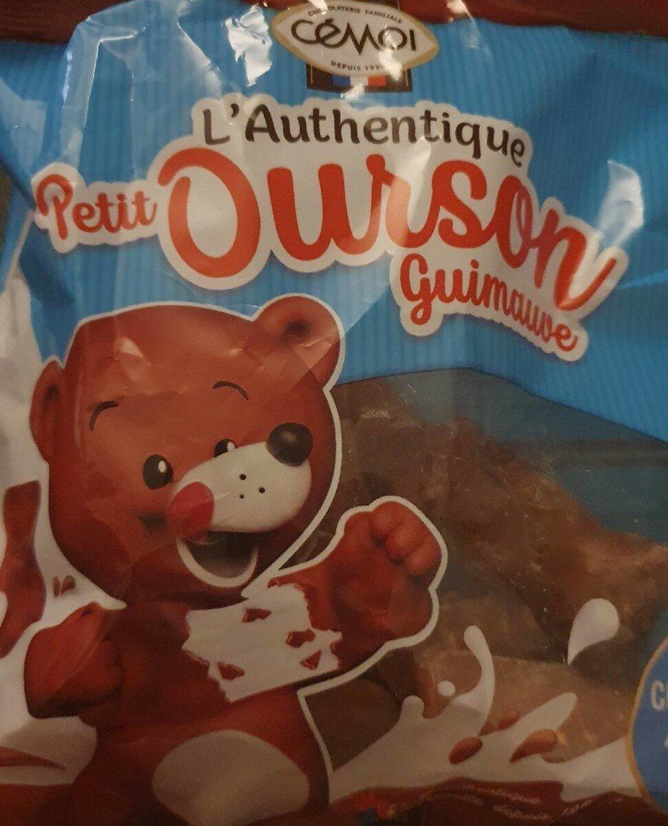 Petit Ourson guimauve - Prodotto - fr