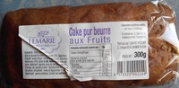 Cake pur beurre aux fruits - Product - fr