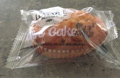 Mini-cakes aux pépites de chocolat noir - Produit - fr