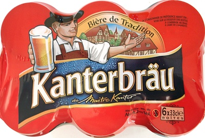 Kanterbraü Bière de tradition - Produit - fr