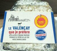 Le Valençay que je préfère - Produit - fr
