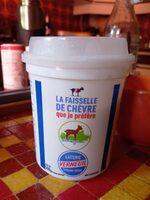 La faisselle de chèvre - Produit - fr