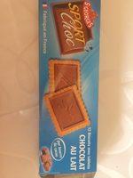 Sport Choc Chocolat au Lait - Product