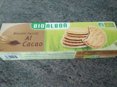 Fourrés cacao - Product - fr