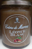 Crème de marrons - Produit