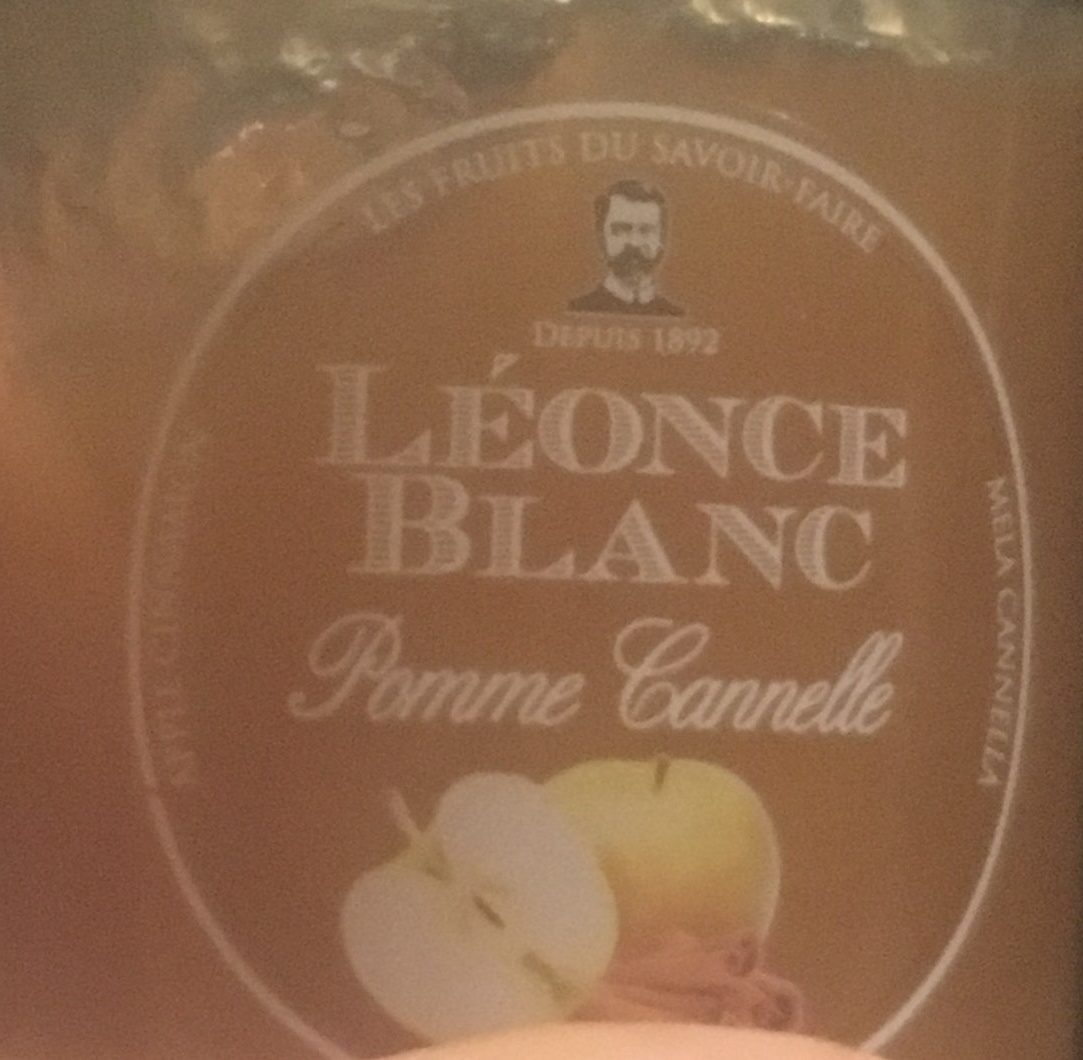 Pomme cannelle - Product - fr