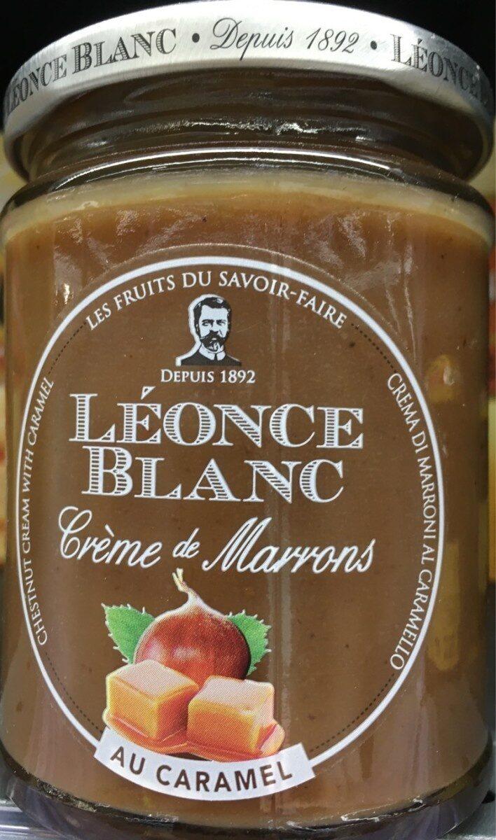 Crême de marrons au caramel - Product - fr