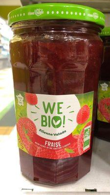 Confiture We Bio Fraise - Product