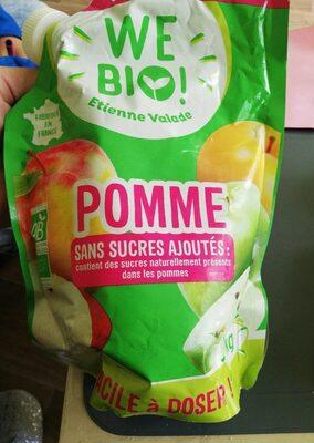 Compote de pomme - Produit - fr