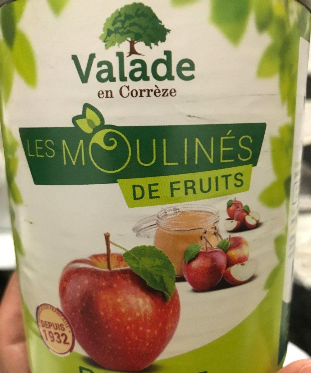 Compote De Pommes Valade 850 Gr, 3 Boîtes - Produit