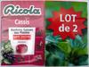 Cassis Bonbons suisses aux plantes (lot de 2) -