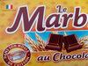 Le marbré au chocolat - Produit