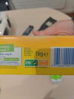 Sucre en morceaux n°4 - Instruction de recyclage et/ou informations d'emballage - fr