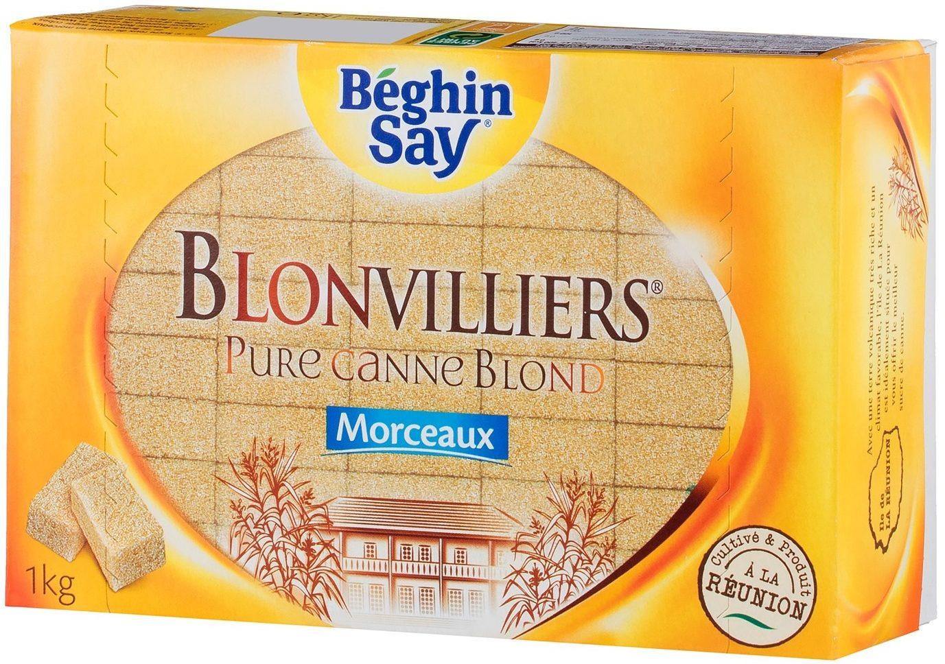 Blonvilliers morceaux - Produit - fr