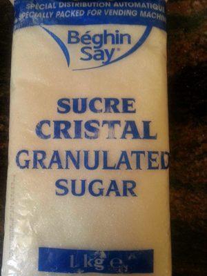 sucre cristal - نتاج - fr