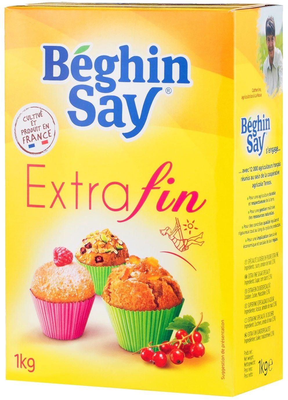 Extra fin Béghin-Say® - Produit - fr