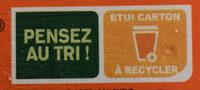 La Perruche morceaux irréguliers - Istruzioni per il riciclaggio e/o informazioni sull'imballaggio - fr