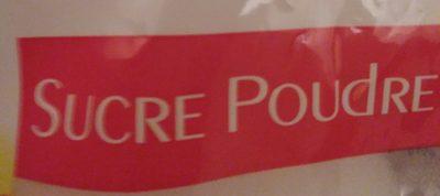 Sucre Poudre Béghin Say, 750g + 20% gratuit - Ingrediënten