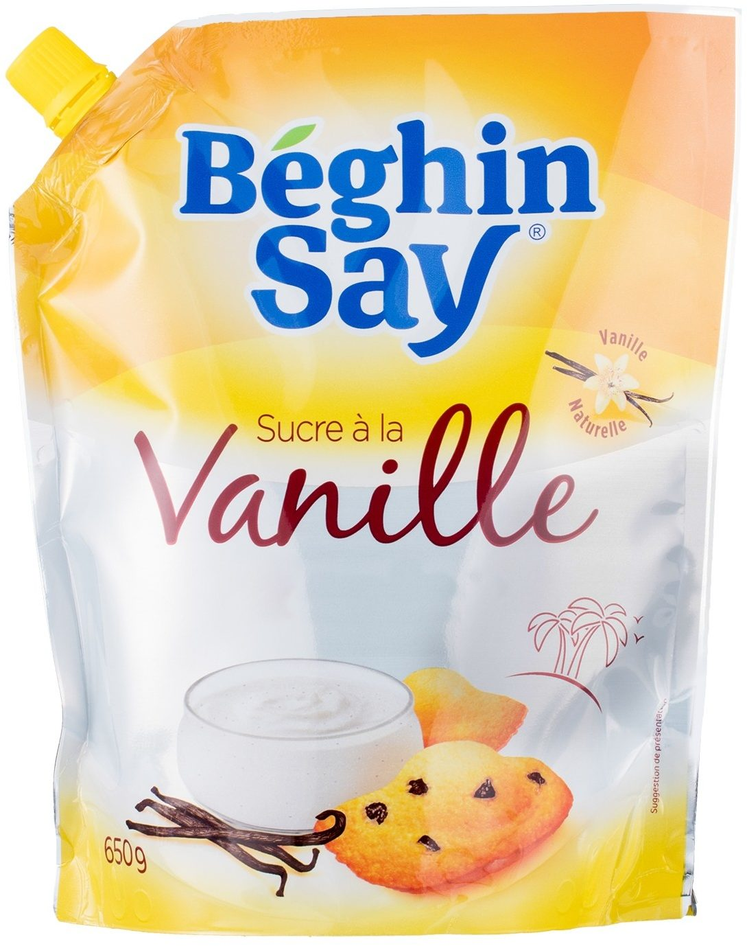 Sucre à la Vanille - Prodotto - fr