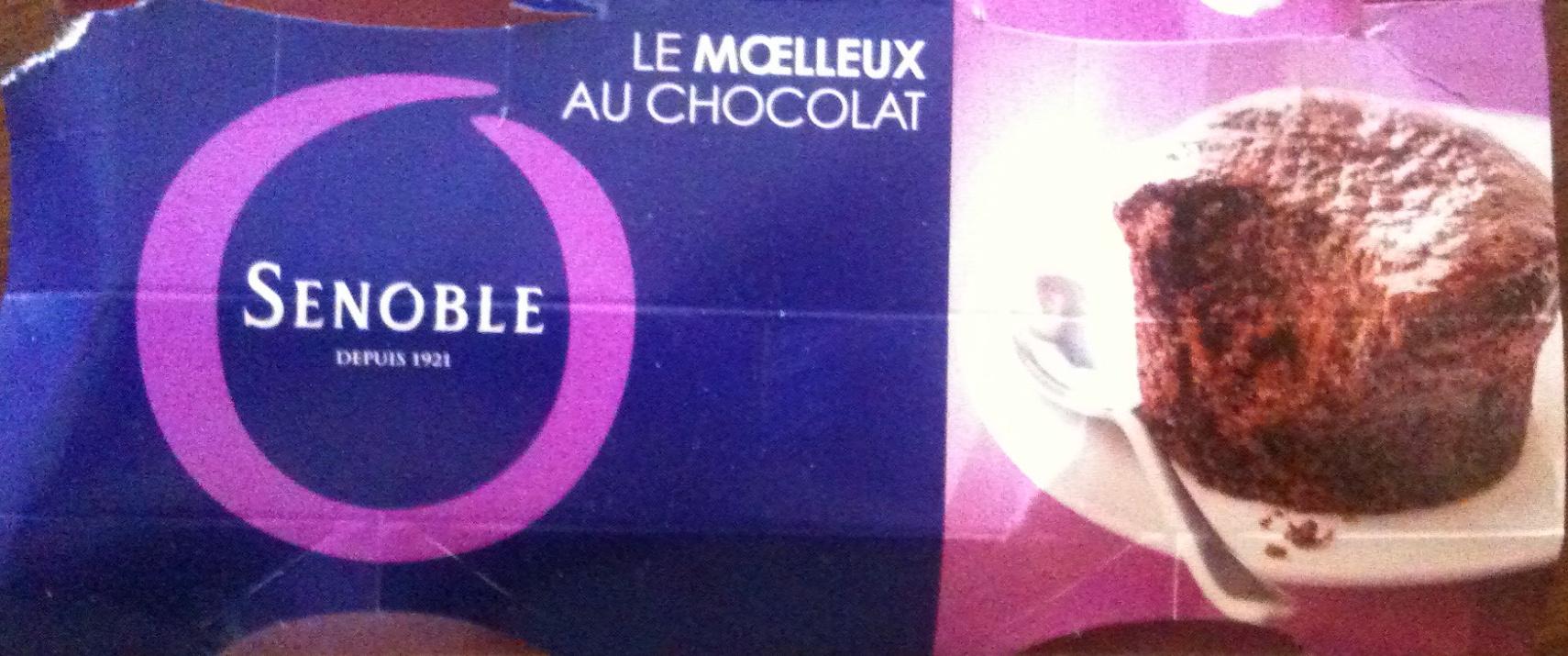 Le Moelleux au Chocolat - Product
