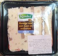 Romige mix van kaas en walnoten - Product - nl