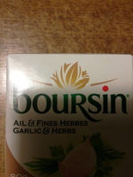 Boursin ail & fines herbes - Product
