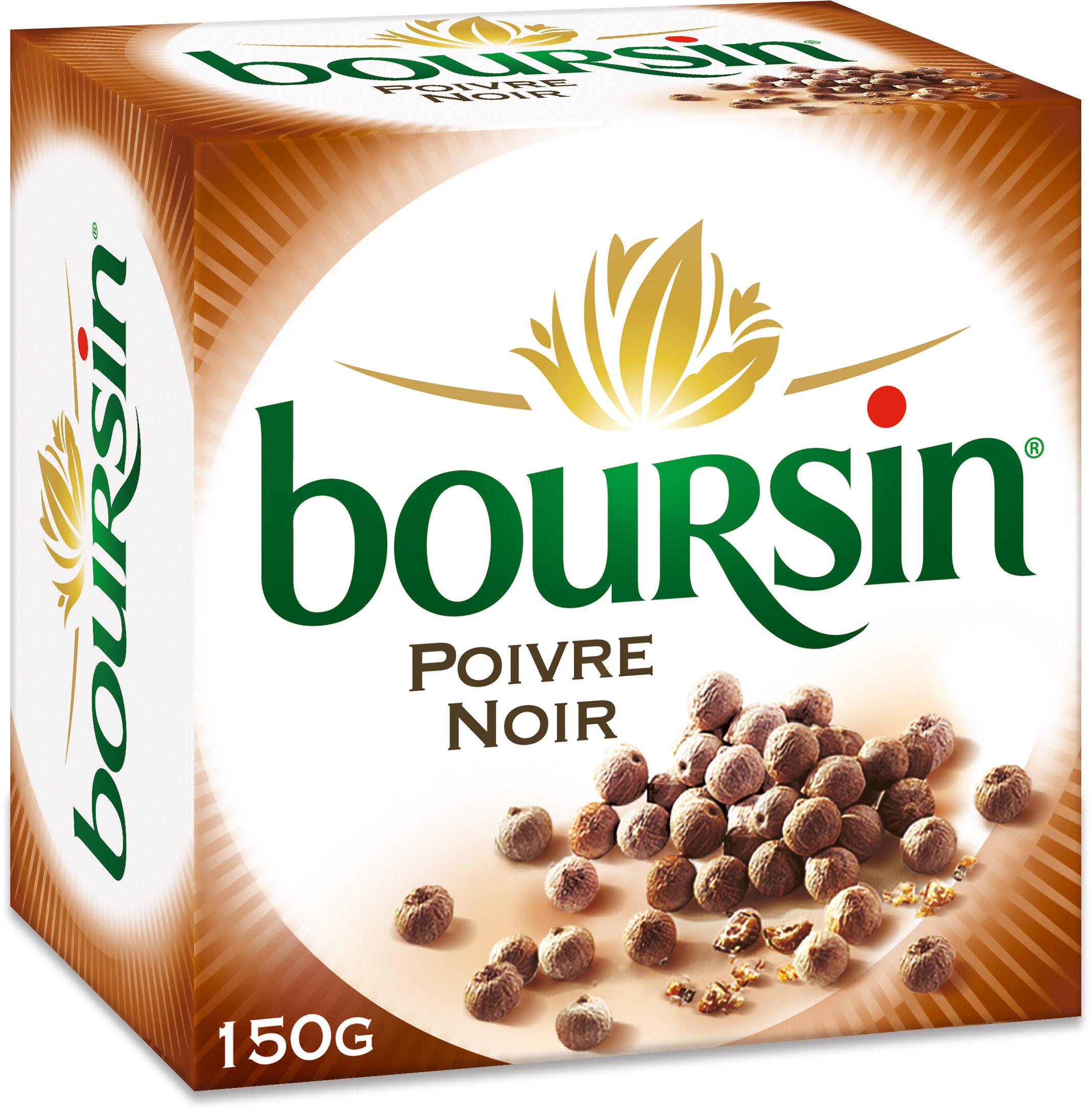 Boursin® Poivre Noir - Product - fr