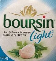 Boursin Light 9%, Bel Group (F) - Product