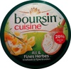 Cuisine Ail & Fines Herbes (20 % MG) - Product
