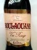 Boulaouane - Produit