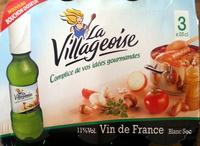 Vin de France - Blanc sec - Produit - fr