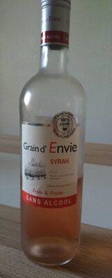 Grain d'envie SYRAH - Produit - fr