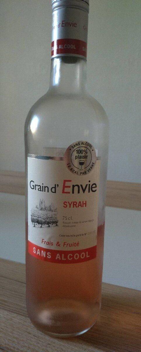Grain d'envie SYRAH - Product - fr