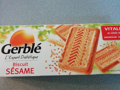 Gerblé sésame - Produkt
