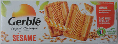 Biscuit Sésame - Produkt