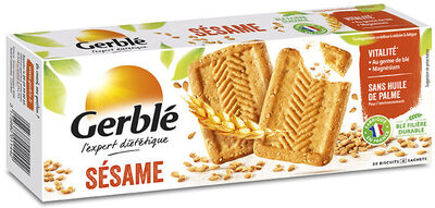 Biscuit Sésame - Produit - fr