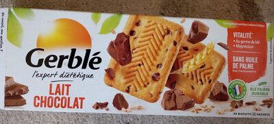 Biscuit lait chocolat - Produit - fr