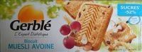 Gerblé biscuit muesli avoine - Product