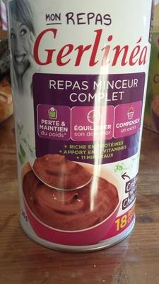 Crème saveur chocolat - Produit - fr