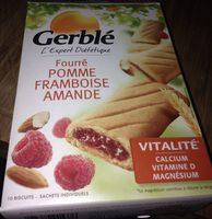 Fourré Pomme-Framboise-Amande - Product